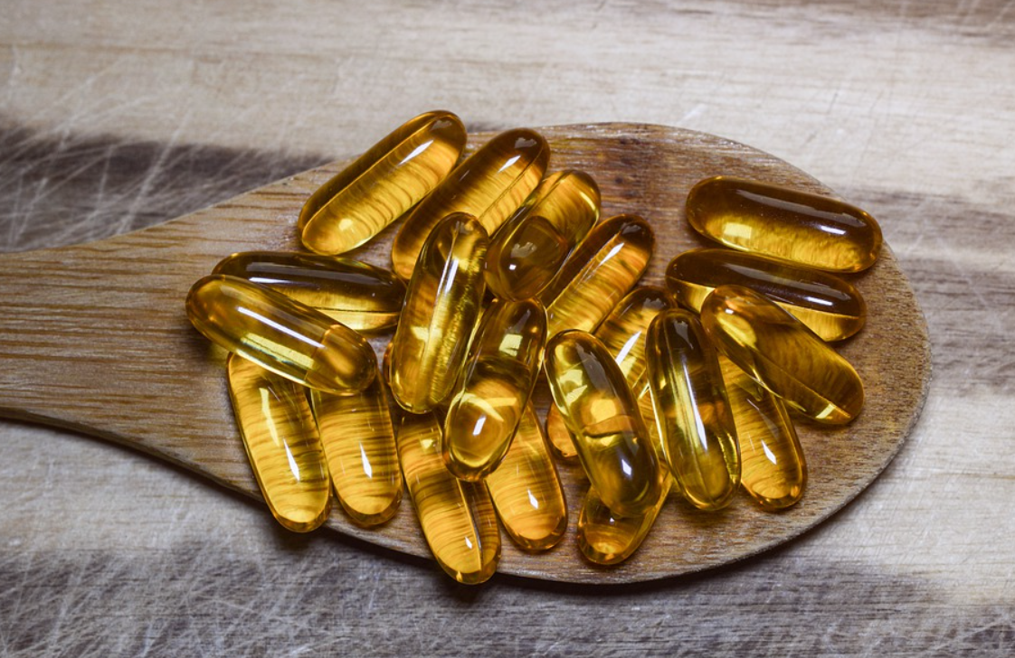 This image depicts CBD in capsule form. Over 20% of CBD consumers take CBD capsules or pills. Over 95% of CBD consumers use CBD primarily for chronic pain relief.